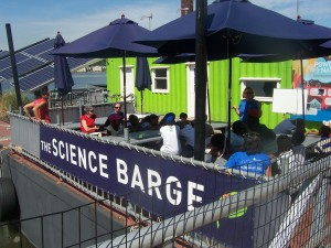 sci barge class camp