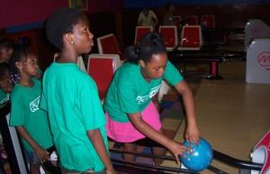 team camp bowling